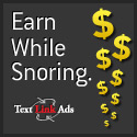 Text Link Ads - Earn Money From Your BackLinks