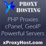 PHP Proxy Hosting and Glype Hosting with cPanel